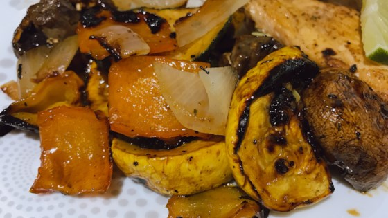 Photo of Teriyaki Grilled Vegetables by thedailygourmet