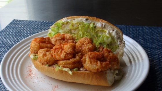 Photo of Firecracker Shrimp Roll with Crab Aioli by Chef John