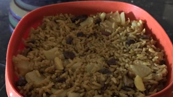 Photo of Mediterranean Rice Pilaf by NicMock