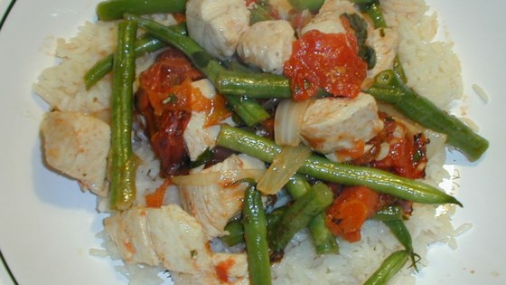 Italian Green Bean Chicken
