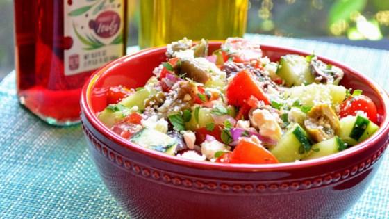 my big fat greek salad review by ms jean