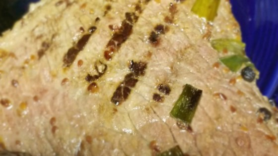 Photo of Grilled Sesame Steak by gseaman1