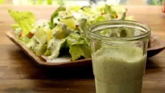 Photo of Green Goddess Salad Dressing by Barrett