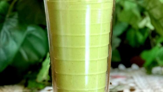 Photo of Tropical Green Power Shake by Evan Chambers