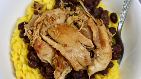 Photo of Sofrito Chicken by My Hot Southern Mess