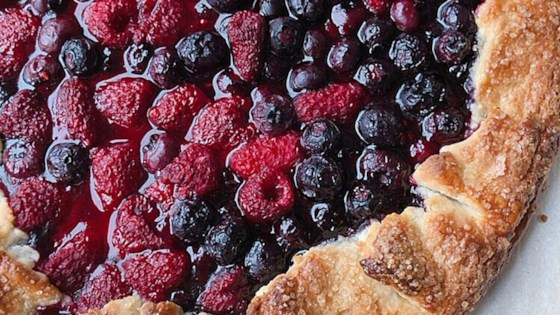 Photo of Berry Galette by LauraF