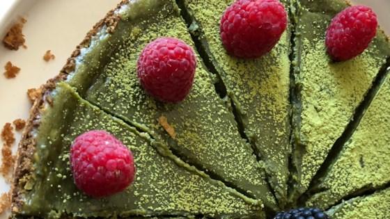 Photo of Green Tea Cheesecake by SARAHMURRAY