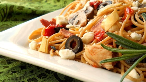 Photo of Mediterranean Pasta by sal