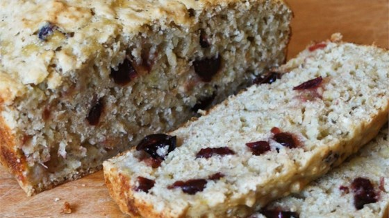 Photo of Cranberry Banana Oat Bread by Kelly22