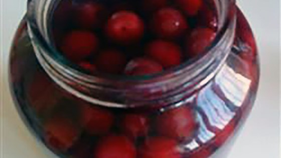 Photo of Sour Cherry Pickle by My Midnight Cravings