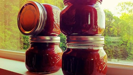 Photo of Easy Apple Rhubarb Jam by Amanda
