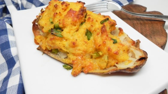 Photo of Spicy Baked Potato Casserole by Spiderwoman77