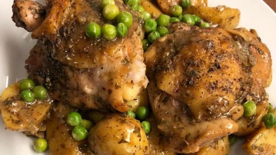 Photo of Chicago's Chicken Vesuvio by Diana71