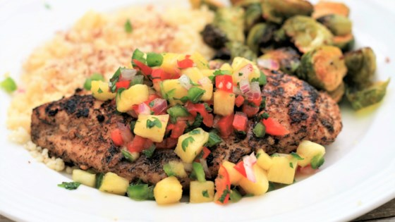 Photo of Pineapple Salsa Chicken by France C