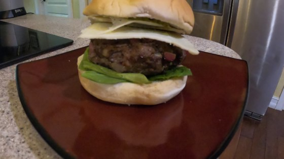 Photo of Air Fryer Burgers by Louis Benson