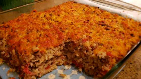 Photo of Baked Rice (Ross Fil-Forn) by INGU