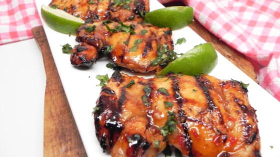 Photo of Thai Grilled Chicken Thighs by Soup Loving Nicole