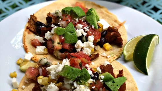Photo of Instant Pot® Chicken Mole Tacos by Diana71