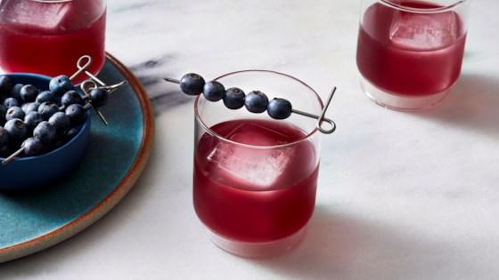 Photo of Sparkling Blueberry-Ginger Lemonade by Emergen-C®