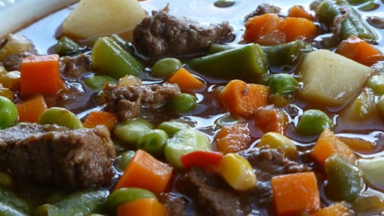 Photo of Texas Beef Soup by Kim Richard