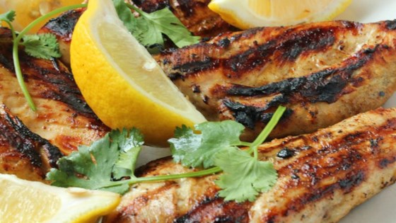 Greek Style Garlic Chicken Breast Recipe