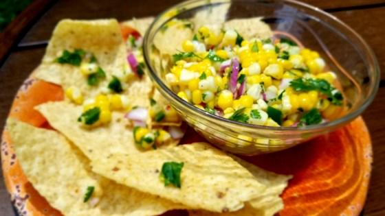 Photo of Jewel's Roasted Corn Salsa by RainbowJewels