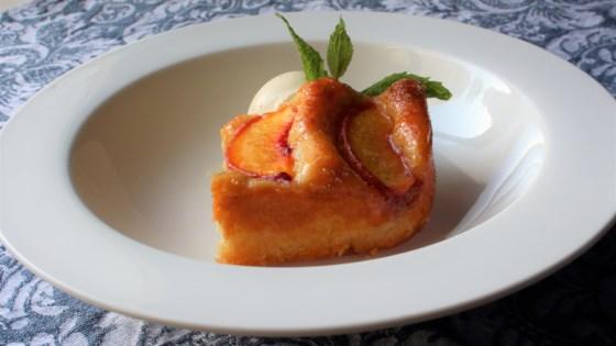 Photo of Baltimore Peach Cake by Chef John