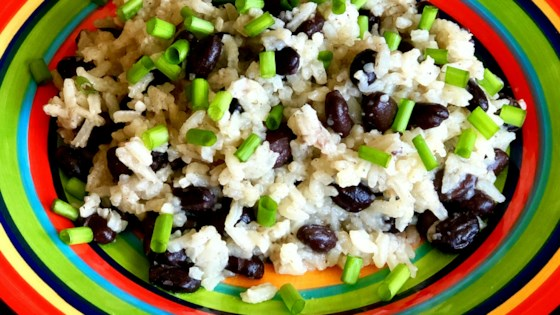 Photo of Cumin Black Beans and Rice by Christine Westrom