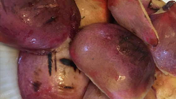Photo of Easy Grilled Nectarines by barbara