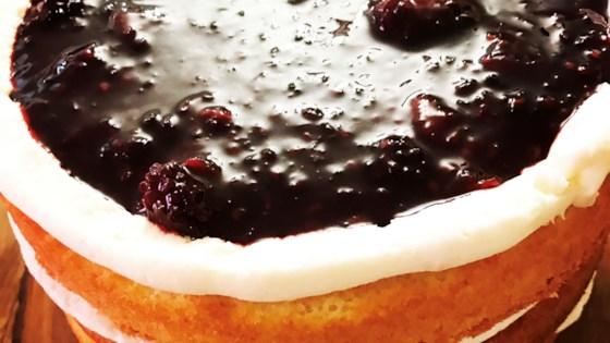 Photo of Blackberry Cake Filling by kimmyg
