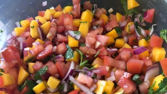 Photo of DSF's Fresh Mango Salsa by DrSeussFreak