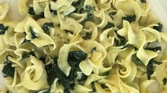 Photo of Florentine Fettuccini by B's Kitchen