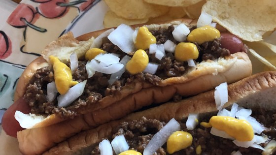 coney island hot dogs review by sandy cress