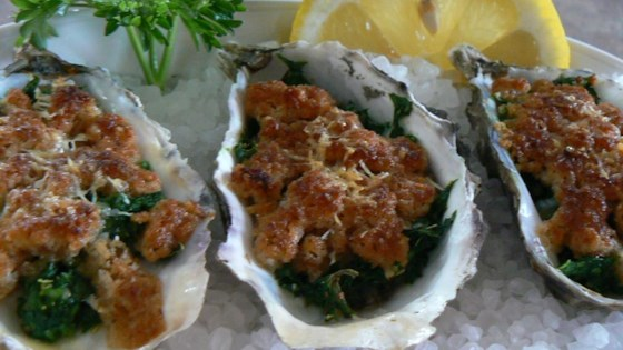 Photo of Oysters Rockefeller by Barrett
