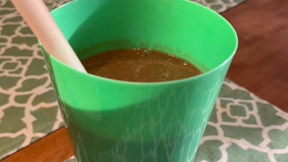 Photo of Healthy Chocolate Smoothie by Chaya