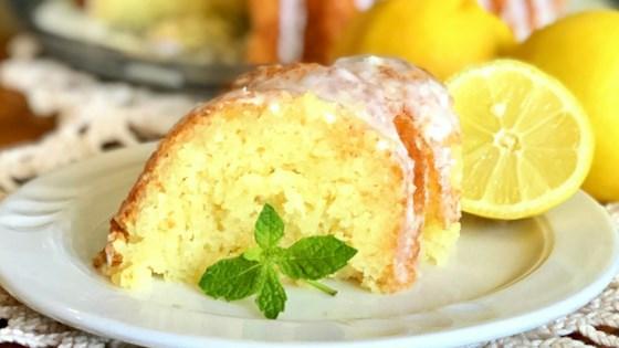 Photo of Lemon Ricotta Cake by Yoly