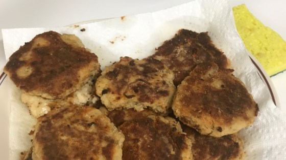Photo of Salmon Cakes I by MCVSEAWEED
