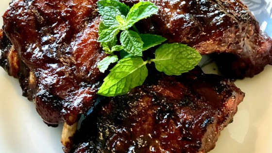 Air Fryer Baby Back Ribs Recipe