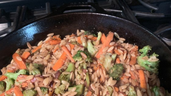 Photo of Vegetable Orzo by AMULHERN