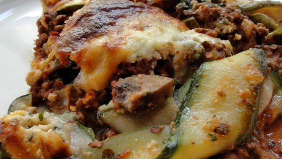 no noodle zucchini lasagna review by windhorn