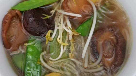 Photo of Homemade Wonton Soup by Starry Night