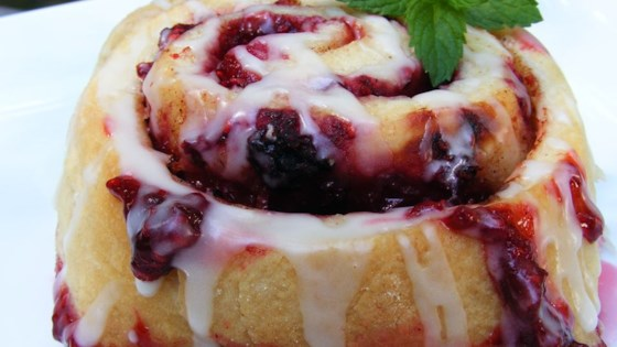 Photo of Blueberry Pinwheels by Betsy  Stoner