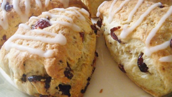 Photo of Simple Scones by USA WEEKEND columnist Pam Anderson