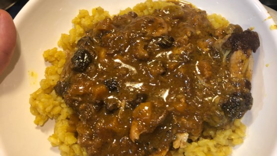 Photo of Moroccan Chicken Tagine by Chef Kelly