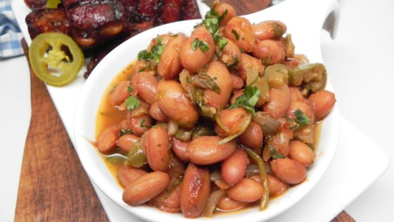 Photo of Instant Pot® Borracho Cranberry Beans by Soup Loving Nicole