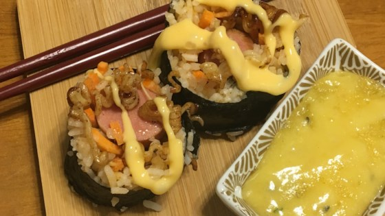 Photo of Japanese Egg Yolk Sauce by SLPAULSON