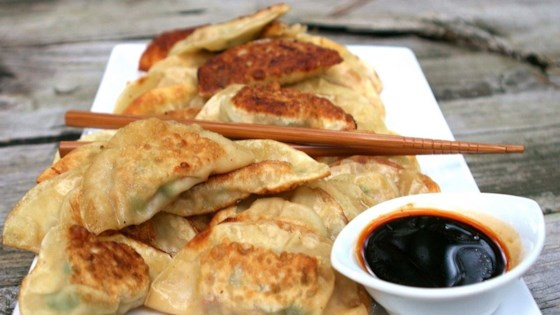 Photo of Potstickers (Chinese Dumplings) by Ayeen
