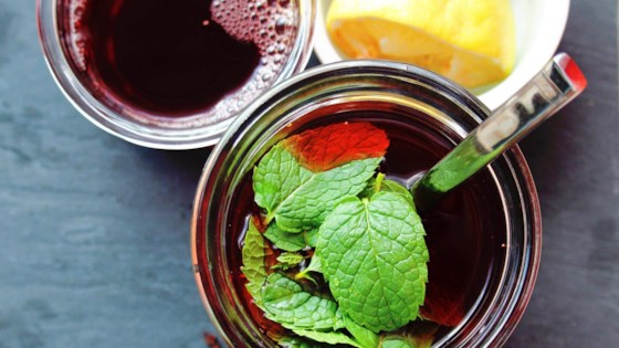 Photo of Hibiscus Mint Tea by Brealyn Hamilton