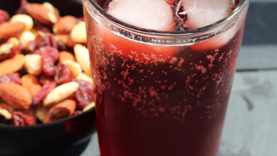 Photo of Sparkling Hibiscus Cooler by CJ