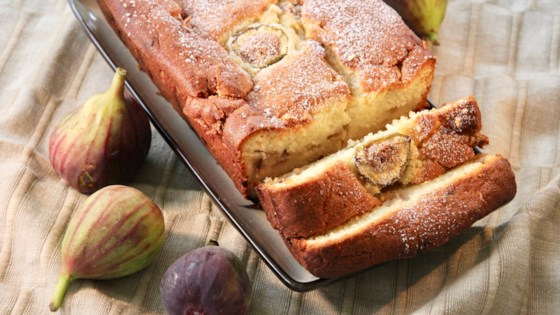 Photo of Fig-Ricotta Cake by lutzflcat